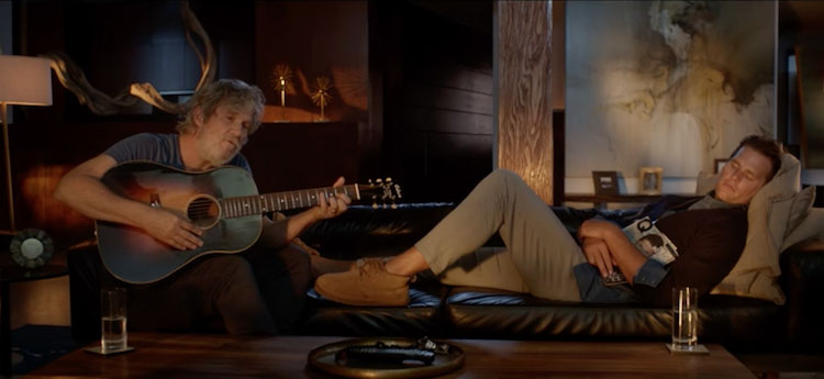 Do Nothing feat. Tom Brady and Jeff Bridges