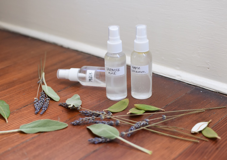 Easy DIY Room Sprays