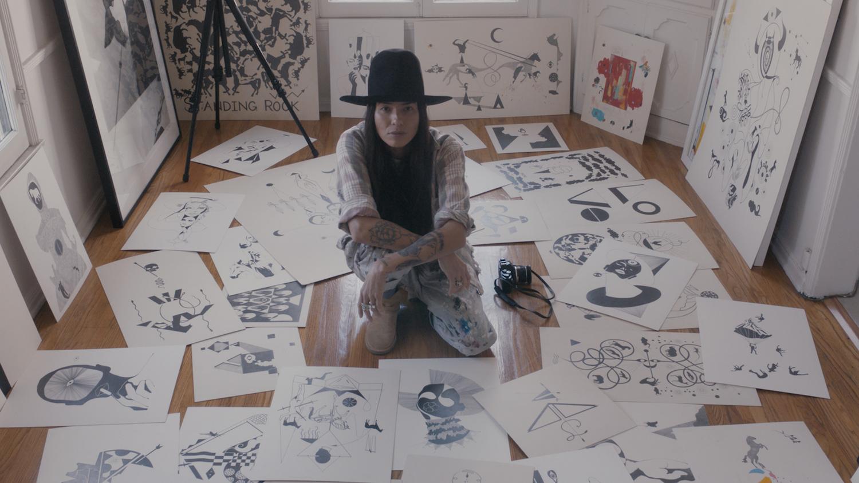The Artist: Tasya van Ree