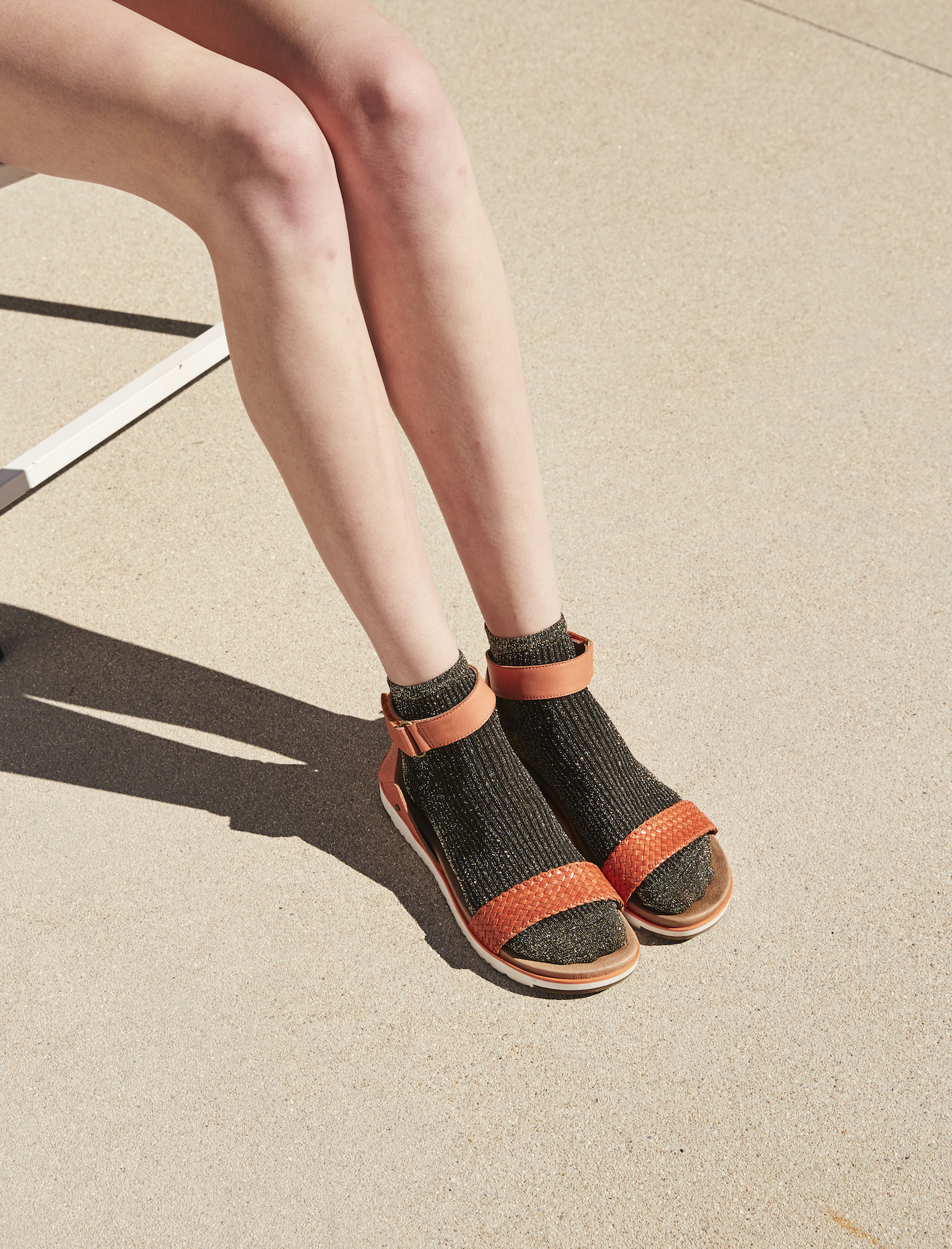 Socks and Sandals: A Fashion Do