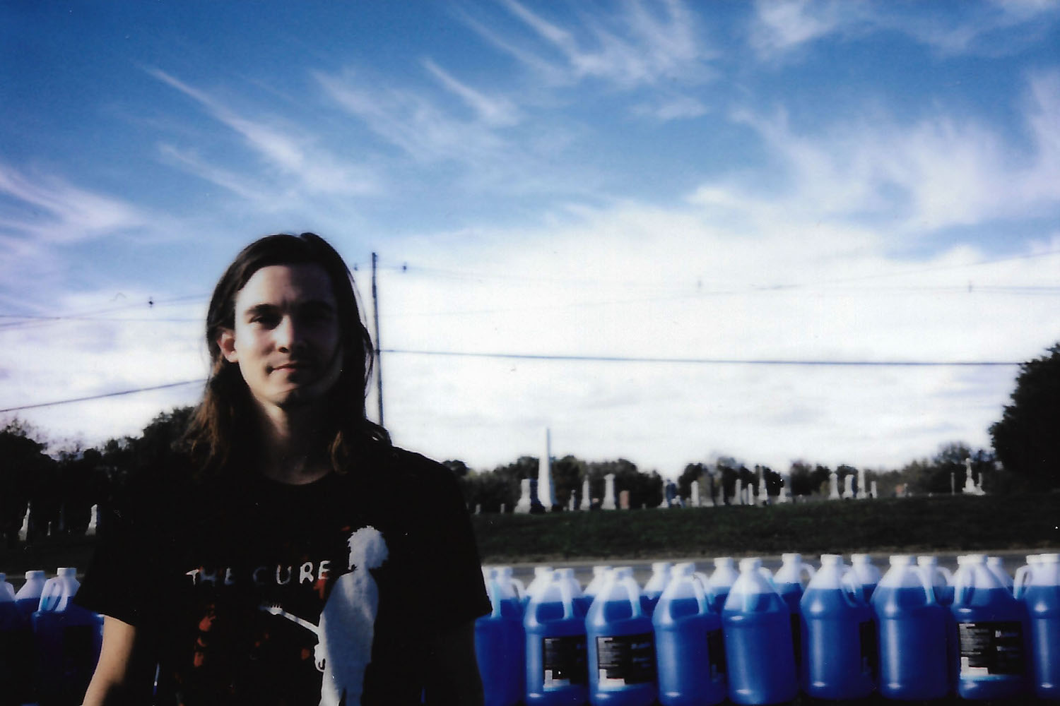 The Tour Diaries: Chris Farren