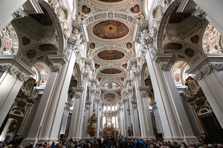 St. Stephan's Cathedral Passau