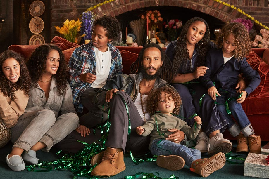 GIVE THE GIFT OF UGG: MEET THE MARLEY FAMILY